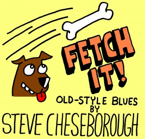 Fetch It! front cover, art by Christopher Livingstone